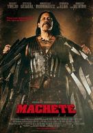 Machete - German Movie Poster (xs thumbnail)