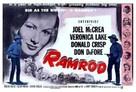 Ramrod - poster (xs thumbnail)