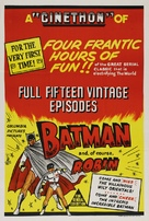 Batman and Robin - Australian Re-release movie poster (xs thumbnail)