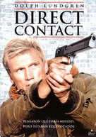 Direct Contact - Spanish Movie Cover (xs thumbnail)