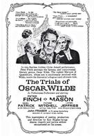 The Trials of Oscar Wilde - poster (xs thumbnail)