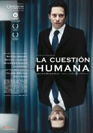 La question humaine - Spanish Movie Poster (xs thumbnail)