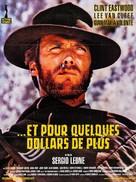 Per qualche dollaro in più - French Re-release movie poster (xs thumbnail)
