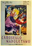 Carosello napoletano - Italian Movie Poster (xs thumbnail)