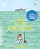 The Life Aquatic with Steve Zissou - Blu-Ray movie cover (xs thumbnail)