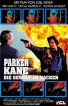 Parker Kane - German VHS cover (xs thumbnail)