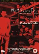 Nuit et brouillard - British DVD cover (xs thumbnail)