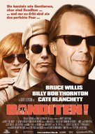 Bandits - German Movie Poster (xs thumbnail)