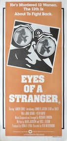 Eyes of a Stranger - Australian Movie Poster (xs thumbnail)