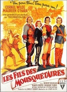 At Sword's Point - French Movie Poster (xs thumbnail)