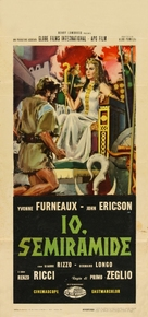 Io Semiramide - Italian Movie Poster (xs thumbnail)