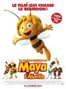 Maya the Bee Movie - French Movie Poster (xs thumbnail)