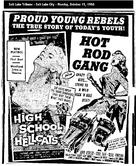 High School Hellcats - poster (xs thumbnail)