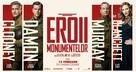 The Monuments Men - Romanian Movie Poster (xs thumbnail)