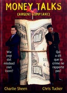 Money Talks - Dutch DVD movie cover (xs thumbnail)
