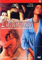 L'attenzione - Italian DVD movie cover (xs thumbnail)
