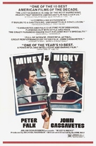 Mikey and Nicky - Movie Poster (xs thumbnail)