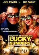 Lucky Numbers - German Movie Poster (xs thumbnail)