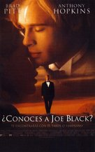 Meet Joe Black - Spanish Theatrical movie poster (xs thumbnail)