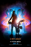 Space Jam: A New Legacy - Movie Poster (xs thumbnail)