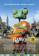 Rango - Polish Movie Poster (xs thumbnail)