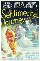 Sentimental Journey - Movie Poster (xs thumbnail)