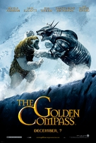 The Golden Compass - Theatrical movie poster (xs thumbnail)