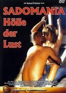 Sadomania - Hölle der Lust - German DVD cover (xs thumbnail)