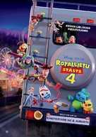 Toy Story 4 - Latvian Movie Poster (xs thumbnail)