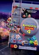 Toy Story 4 - Latvian Movie Poster (xs thumbnail)