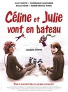 Céline et Julie vont en bateau - French Re-release poster (xs thumbnail)