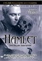Hamlet - German DVD movie cover (xs thumbnail)