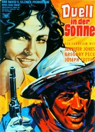 Duel in the Sun - German Movie Poster (xs thumbnail)