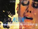Alien 3 - British Movie Poster (xs thumbnail)