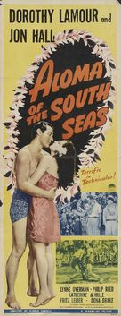 Aloma of the South Seas - Movie Poster (xs thumbnail)