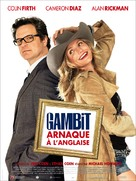 Gambit - French Movie Poster (xs thumbnail)