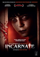 Incarnate - French DVD movie cover (xs thumbnail)