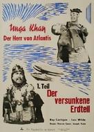 Undersea Kingdom - German Movie Poster (xs thumbnail)