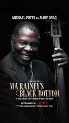 Ma Rainey's Black Bottom - Movie Poster (xs thumbnail)