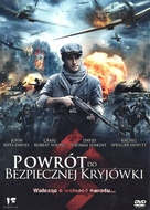 Return to the Hiding Place - Polish DVD cover (xs thumbnail)