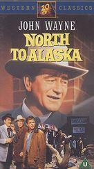 North to Alaska - British VHS movie cover (xs thumbnail)