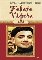 """The Black Adder"" - Hungarian DVD cover (xs thumbnail)"