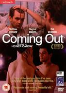 Coming Out - British Movie Cover (xs thumbnail)