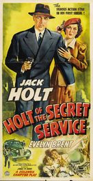 Holt of the Secret Service - Movie Poster (xs thumbnail)