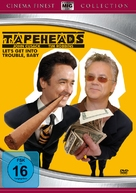 Tapeheads - German Movie Cover (xs thumbnail)
