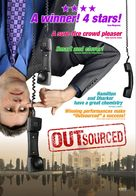 Outsourced - DVD cover (xs thumbnail)