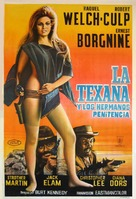 Hannie Caulder - Argentinian Movie Poster (xs thumbnail)