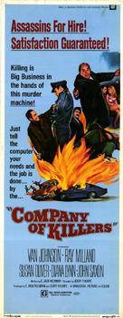 Company of Killers - Movie Poster (xs thumbnail)