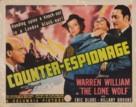 Counter-Espionage - Movie Poster (xs thumbnail)
