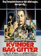 The Concrete Jungle - Danish Movie Poster (xs thumbnail)